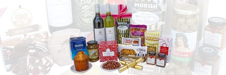 CHRISTMAS GIFT HAMPERS 2020