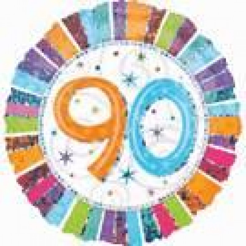 18th Birthday Balloons Perth