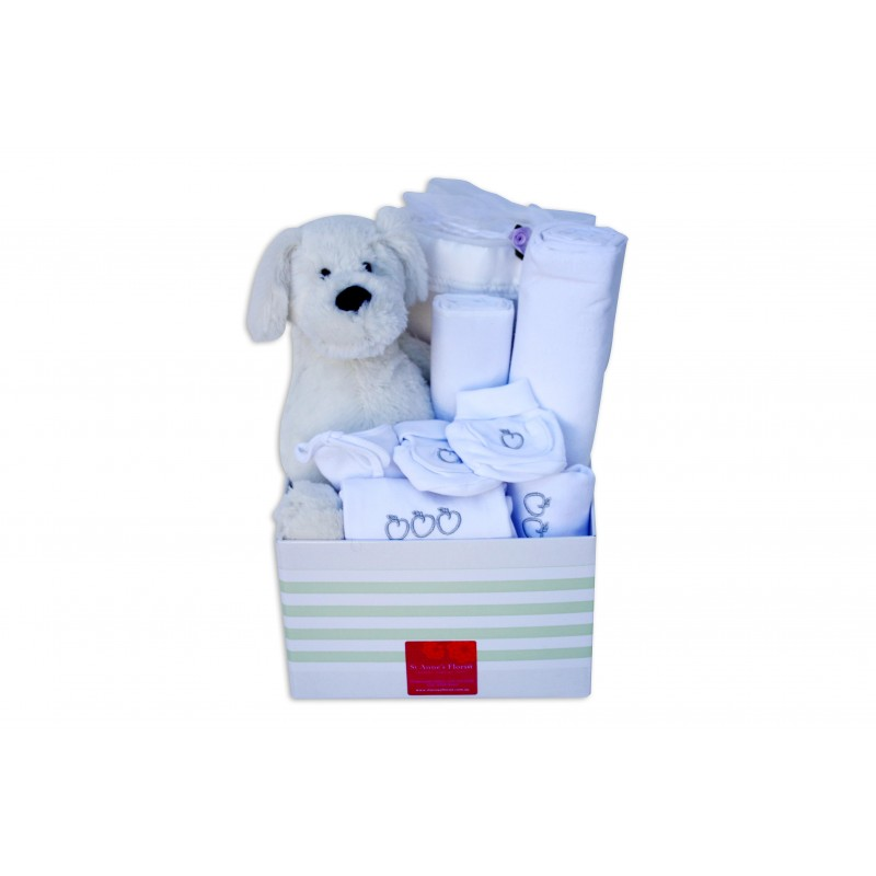 Baby Gift Hamper Perth : Unisex baby clothing hamper perth hampers
