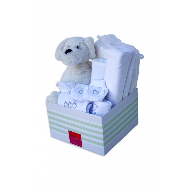 New Baby Gift Hampers Perth : Unisex baby clothing hamper perth hampers delivery