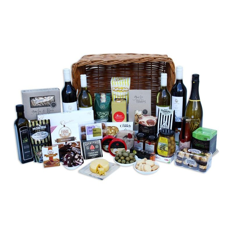 Australian Christmas Hampers Perth | Australian Christmas Hampers