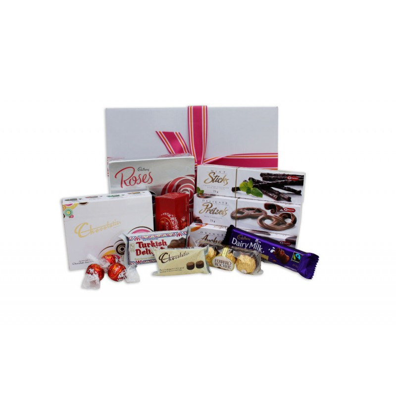 Baby Gift Hamper Perth : Chocolate gift hamper perth hampers