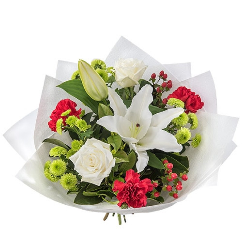 Perth Christmas Flower Bouquets   Perth Christmas Flower Delivery