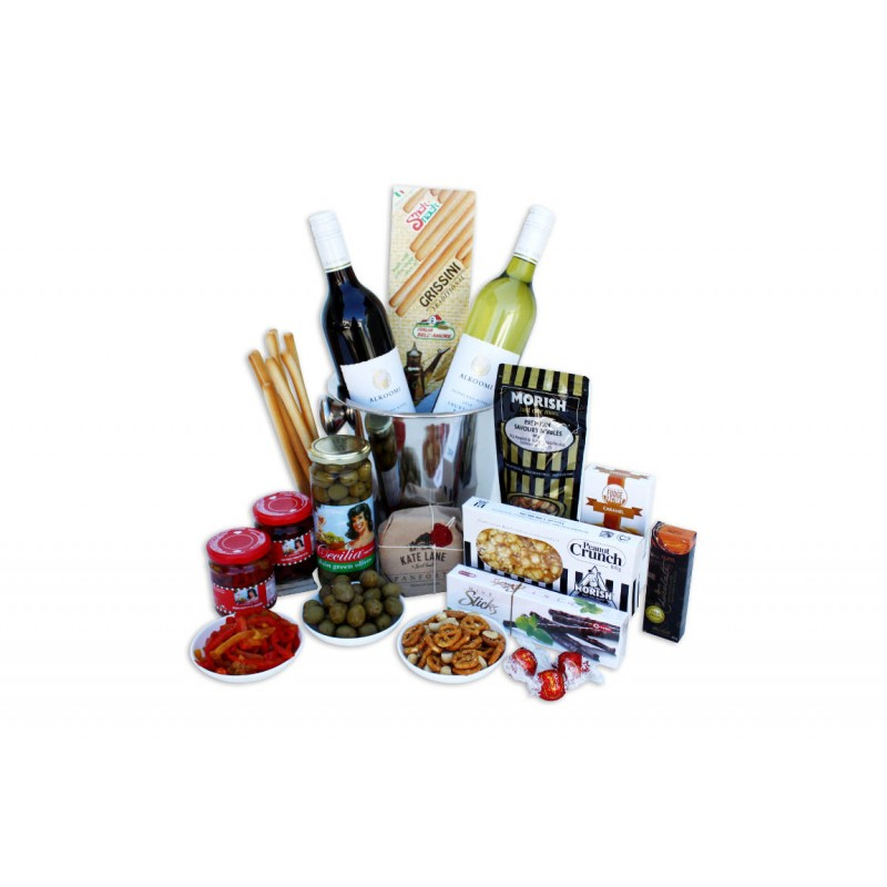 Christmas Gourmet Wine & Food Gift Baskets Perth ...
