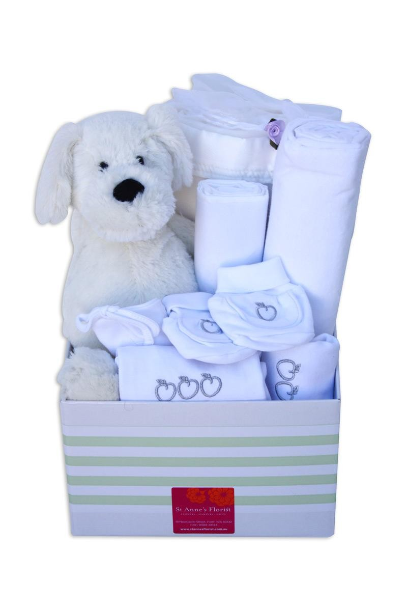Baby Gift Baskets Perth : Unisex baby clothing hamper perth hampers