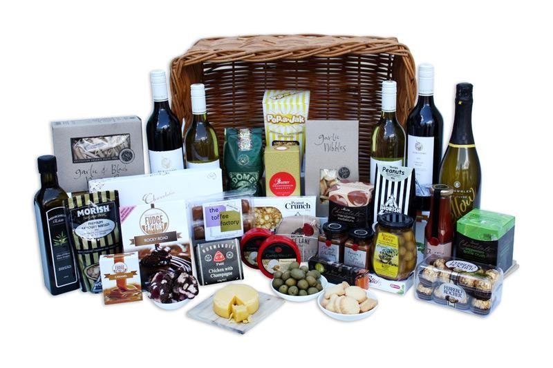 Baby Gift Baskets Perth Wa : Australian christmas hampers perth