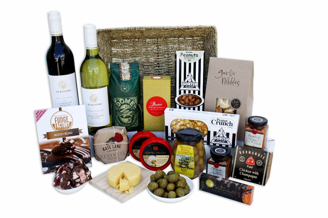 Baby Gift Hamper Perth : West australian xmas hampers perth gourmet