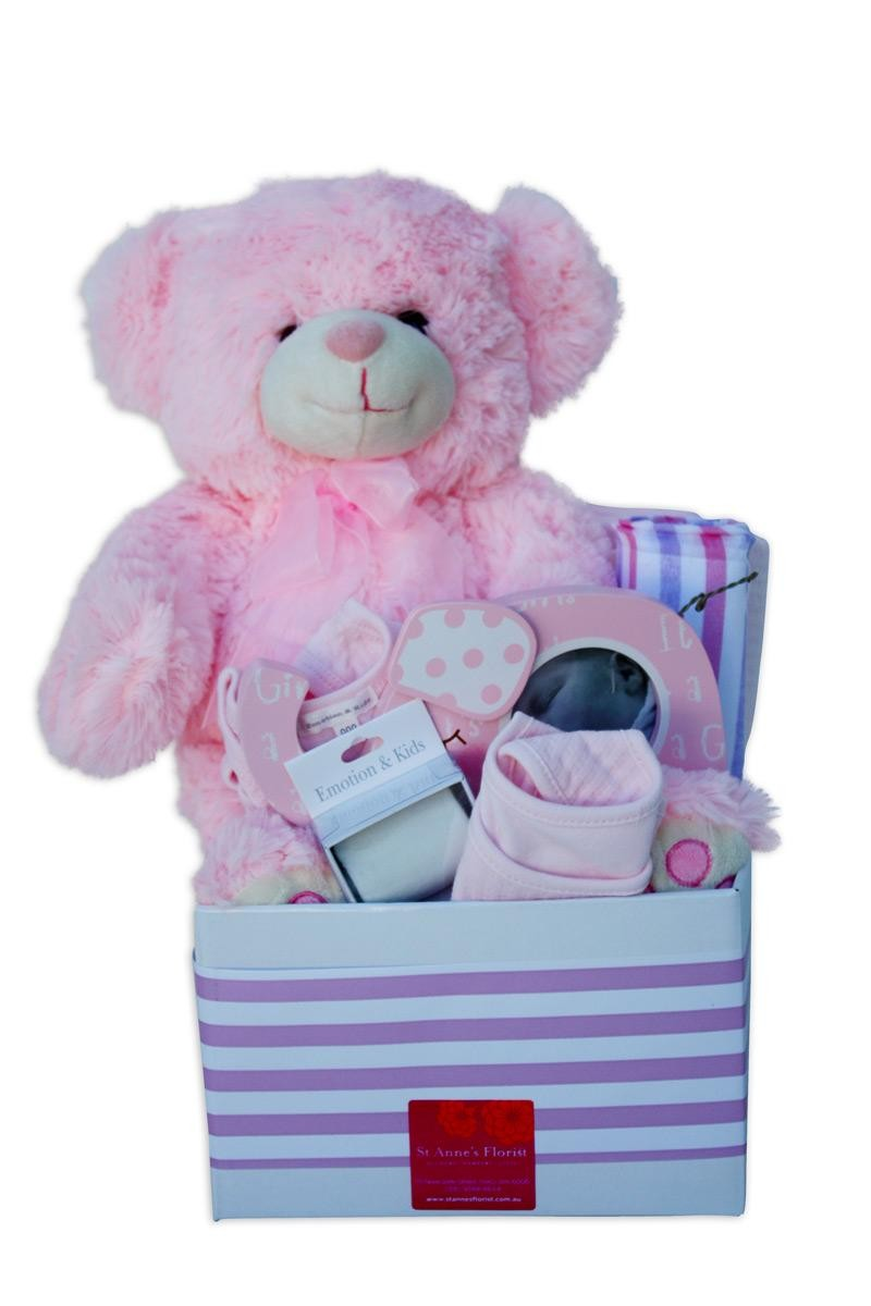 Baby Gift Hamper Perth : Welcome to the world baby hamper perth newborn