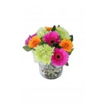 Anne Mixed Flower Bouquet