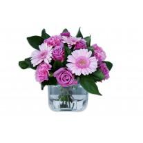 Arabella Mixed Flower Arrangement