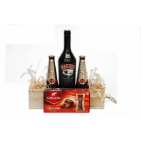 Baileys Irish Cream, Beers and Bouchee Gift