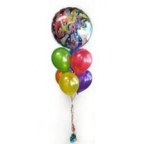 Balloon Bouquet - Standard Balloon Bouquet