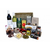 Best of the West Large Gift Basket