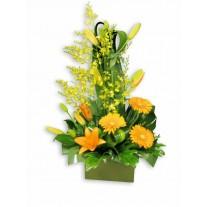 Big Boxed Flower Arrangement
