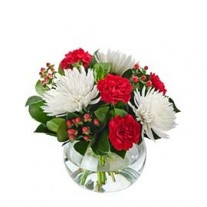Good Tidings Christmas Flowers