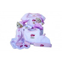 Little Treasures Baby Girl Hamper