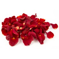 Red Rose Petals - Fresh