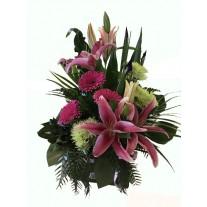 The Wow Factor Flower Arrangement