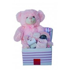 Baby hampers perth childrens hampers perth perth newborn baby welcome to the world baby hamper negle Images