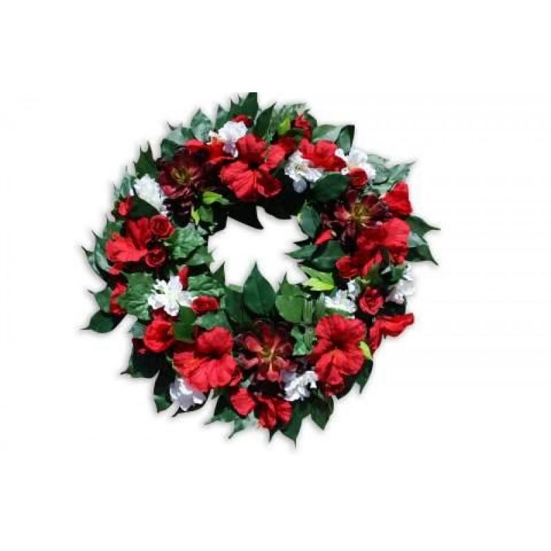 Artificial Anzac Wreath Perth Artificial Wreaths Perth