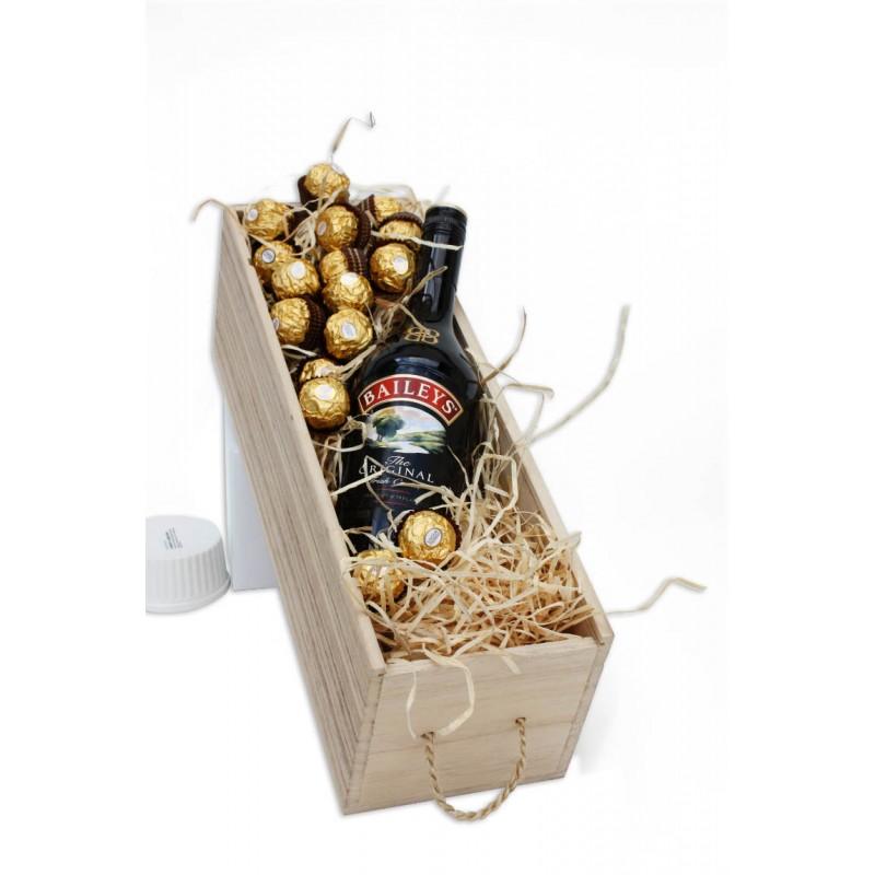 Baileys Irish Cream & Chocolates Christmas Hamper Perth