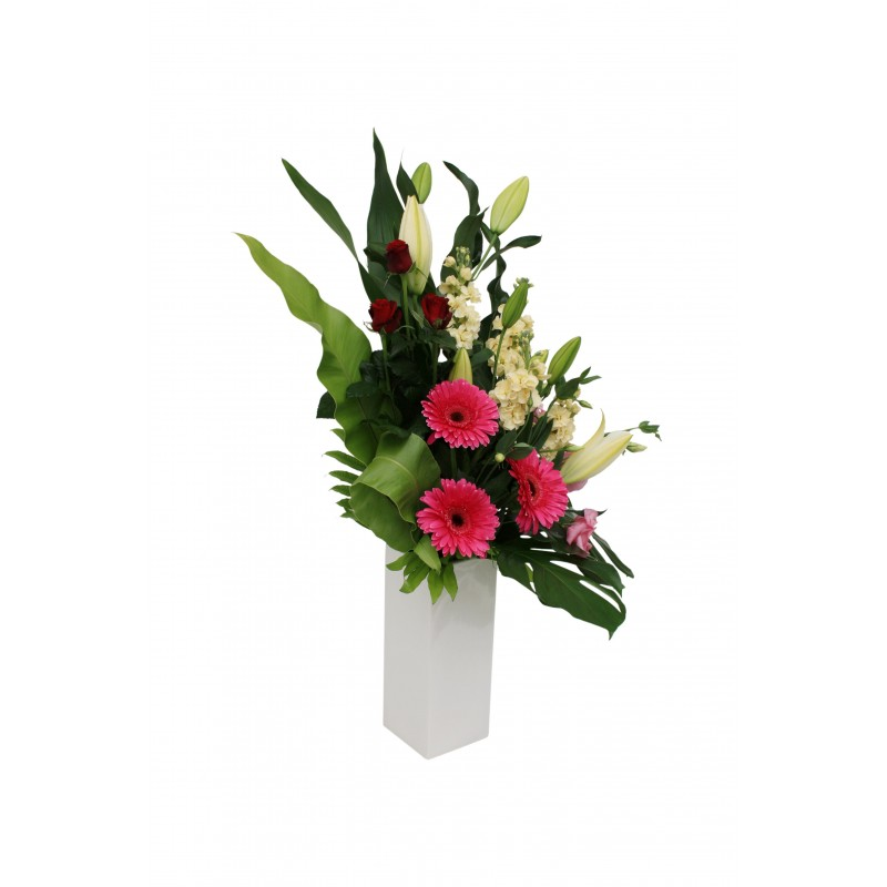 Pink-Elegance-Premium-Flower-Arrangement-Perth-3