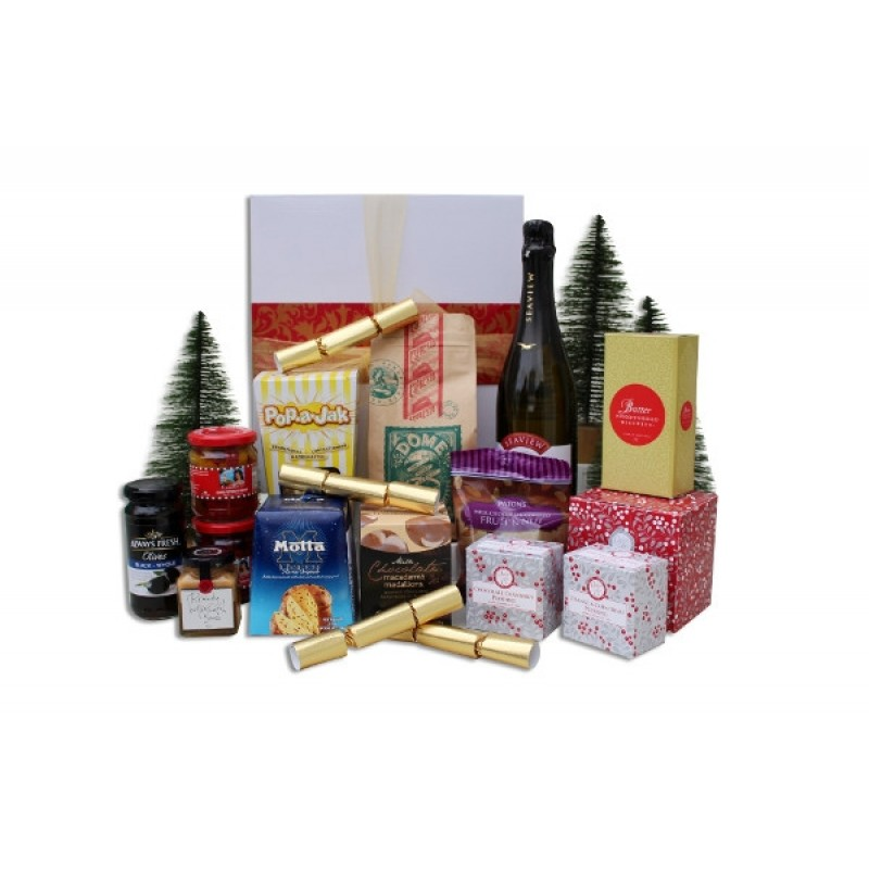Baby Gift Hamper Perth : Festive feast christmas hamper perth send