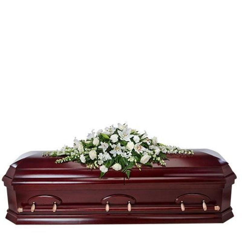 Funeral Casket Spray Perth Coffin Flowers Perth